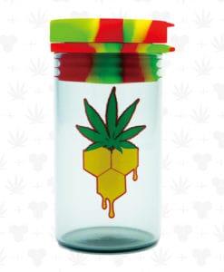 stash jar cannabis storage